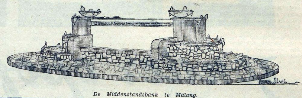 Beatrix-bank Malang