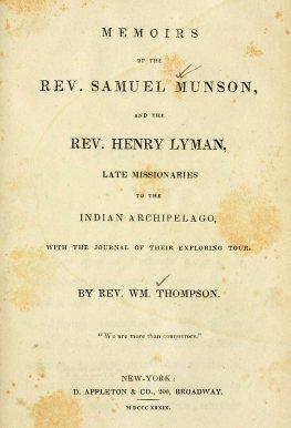 missie_lyman munson_memoirs