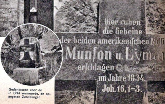 Munson u. Lyman
