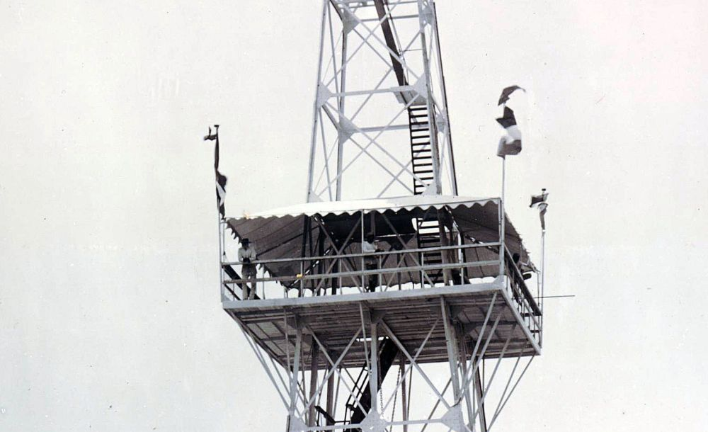 Wilhelminatoren, onderste omgang