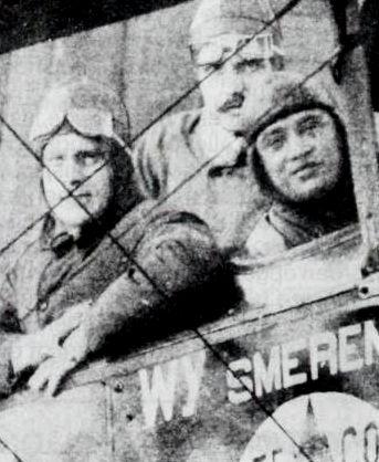 V.l.n.r.: Van Huut, Gerritsen en Hussni.