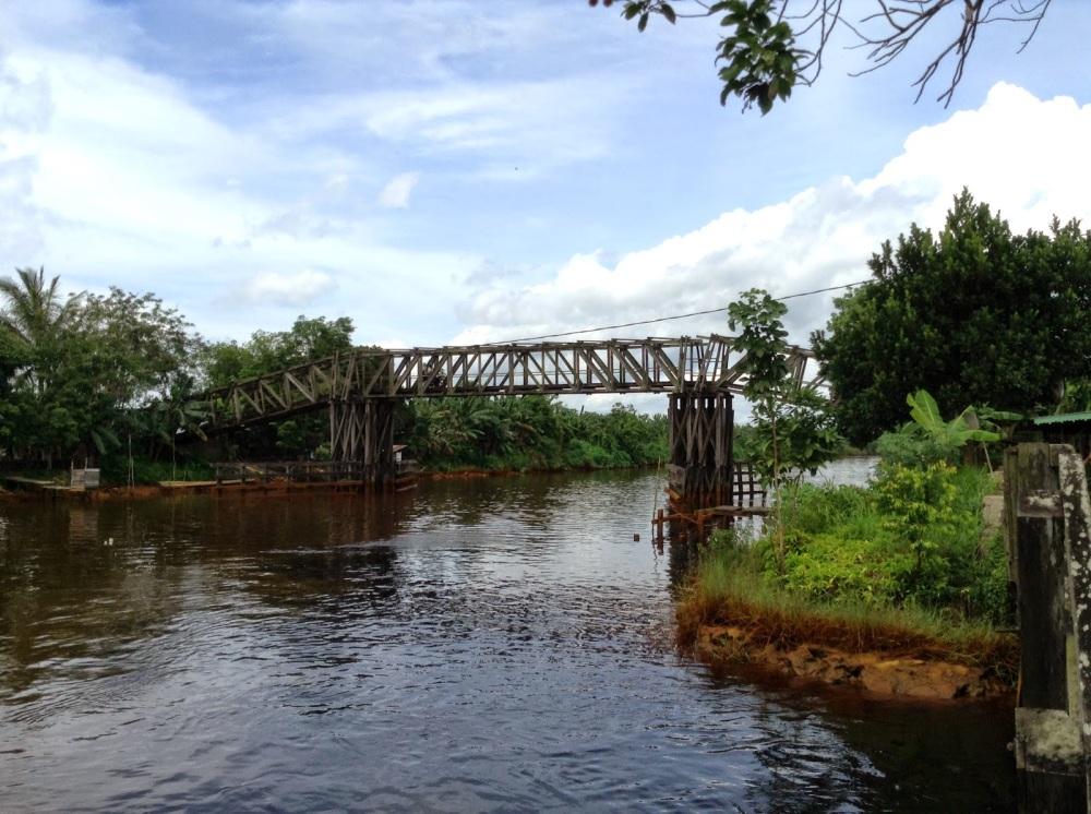 Anjir Serapat, tegenwoordig (foto: www.kapuas.info)