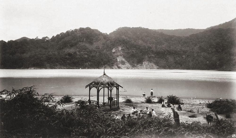 Telagabodas, begin 20e eeuw